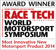 Reventec Award Innovatice New Motorsport Product 2014
