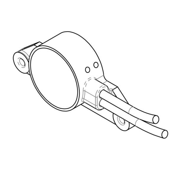 Dual-Output-Accelerator-Pedal-Position-Sensor