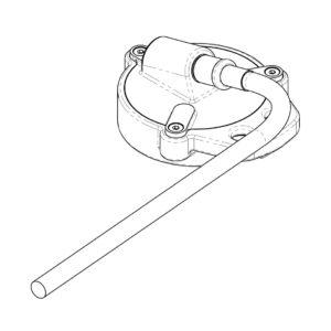 F1-Suspension-Rocker-Position-Sensor